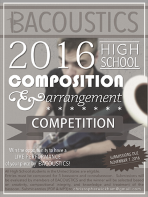 Bacoustics HS Competition2